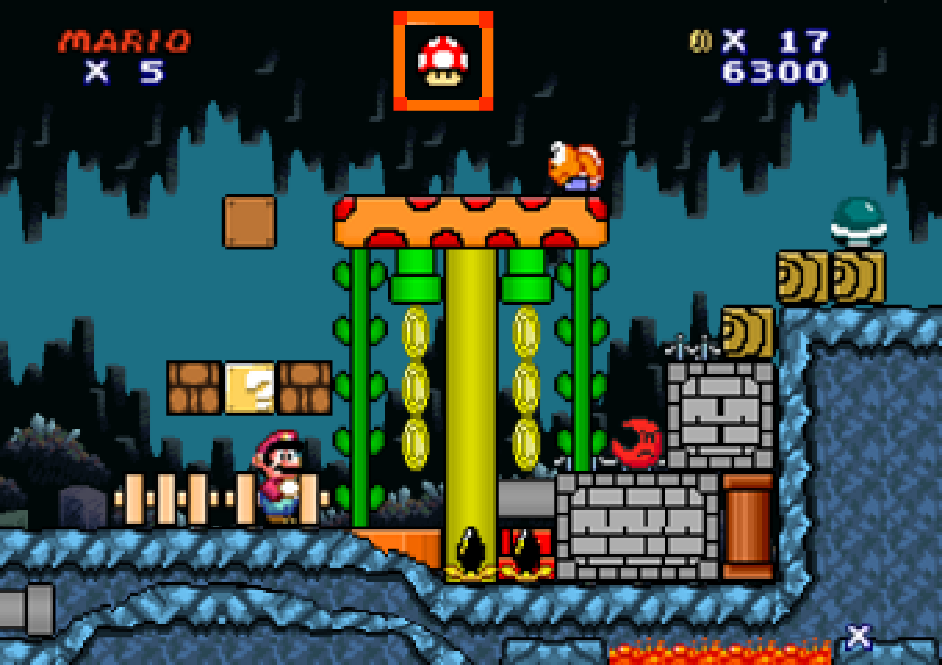 mario super flash 3